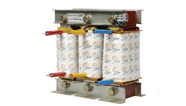 series-harmonic-reactors