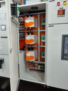 APFC Panel SYCON Thyristor Switch